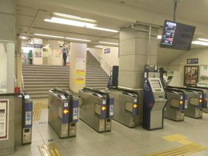 阪急 神戸三宮駅 西口